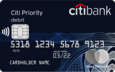 "Citibank ""Citi Priority"""
